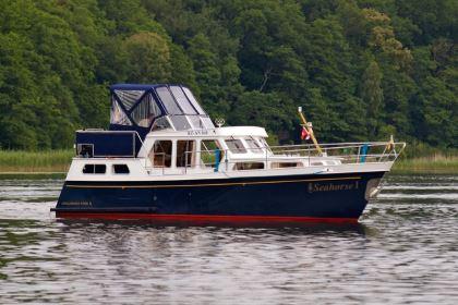 Gebrauchtes Hausboot kaufen: Keser Hollandia 1000 S