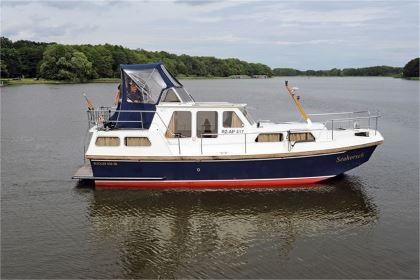 Hausboot gebraucht kaufen: Roger 950 AK