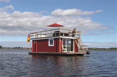 Hausboot kaufen Müritz: Sundeck Hausboot