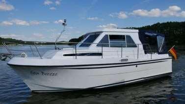 Gebrauchtboot zu verkaufen: Aquila 900 Open